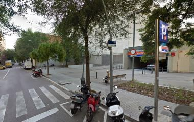 BSM Ciutat del Teatre - Städteparken Barcelona