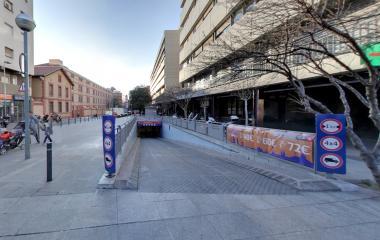 BSM Torrent de l'Olla - Städteparken Barcelona