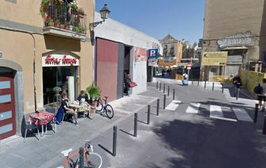 BSM Plaça Gardunya-La Boqueria - Städteparken Barcelona