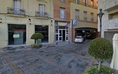 Los Cisnes-Calle Larga - Städteparken Jerez de la Frontera