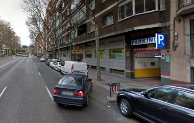Garca – Reina Cristina - Städteparken Madrid