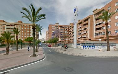 Europa – Hospital de Alicante - Städteparken Alacant