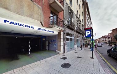 Jovellanos - Städteparken Oviedo
