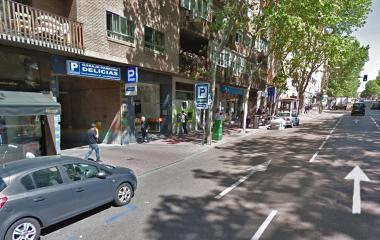 Delicias - Städteparken Madrid