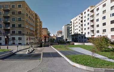 Saba Trieste Foro Ulpiano - Städteparken Triest