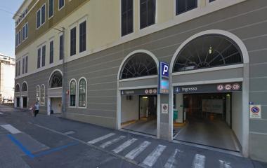 Saba Ospedale Maggiore - Städteparken Triest