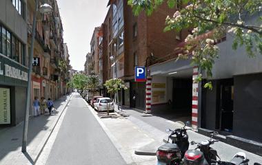 Poeta Cabanyes – Promoparc - Städteparken Barcelona