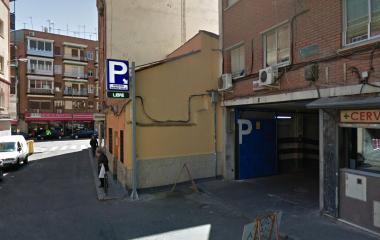 Gómez Ulla – Vista Alegre - Städteparken Madrid