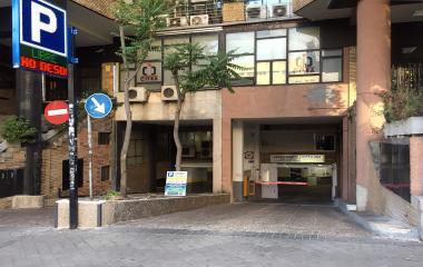 Castellana, 123 - Städteparken Madrid