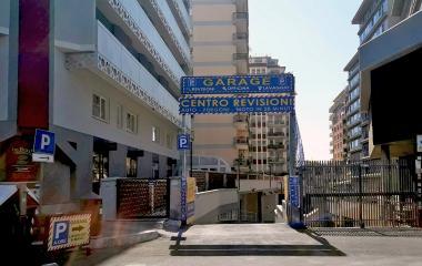 Centro Revisioni – Colombo - Städteparken Rom