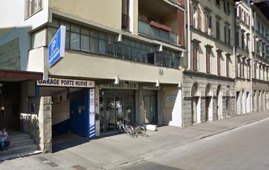 Garage Porte Nuove - Städteparken Florenz