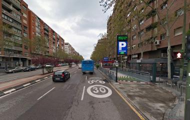 APK2 Corazón de María - Städteparken Madrid