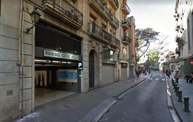 La Rambla – Ciutat Vella - Städteparken Barcelona