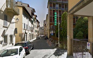 Garage Verdi - Städteparken Florenz