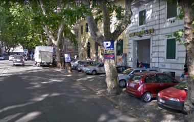 Autorimessa Tucci - Städteparken Rom