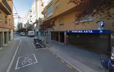 Asta -Sant Hermenegild - Städteparken Barcelona