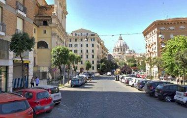San Pietro - Städteparken Rom