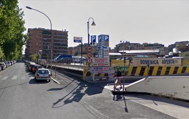 Mondial Parking - Städteparken Rom