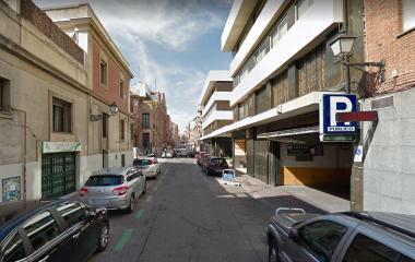 Las Ventas – Hajasun - Städteparken Madrid