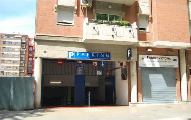 Vall King – Llull 219 - Städteparken Barcelona
