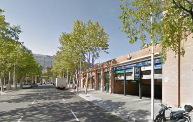 Centre de la Vila – Vila Olímpica - Städteparken Barcelona
