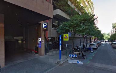 Los Galgos - Städteparken Madrid