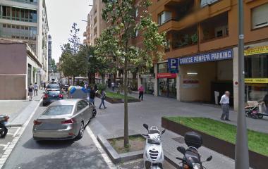 Pompeia - Städteparken Barcelona