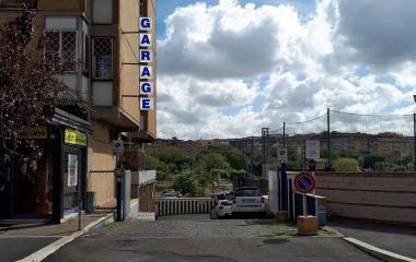 Tiburtina Parking - Städteparken Rom