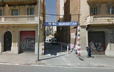 Manhattan Turismos – Aragó - Städteparken Barcelona
