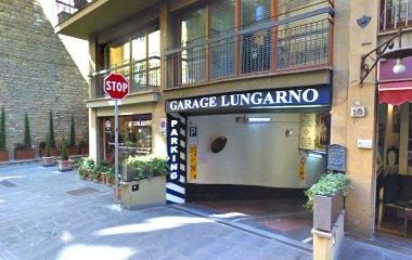 Garage Lungarno - Städteparken Florenz