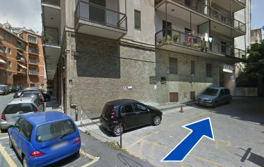 Autorimessa Granaldi - Städteparken Genua