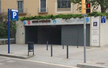 Refugi d'Obreres – Continental – Parc Güell - Städteparken Barcelona