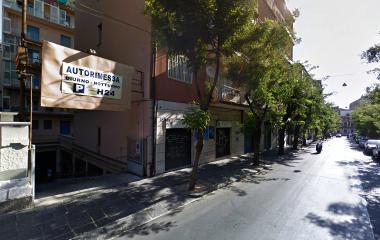 Autoparking - Städteparken Catania