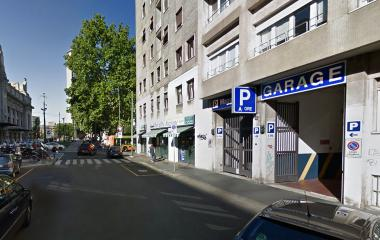 Garage Sammartini - Städteparken Mailand
