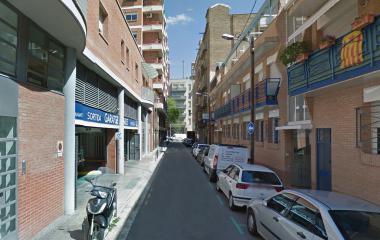 Carles – Hospital de Sant Pau - Städteparken Barcelona