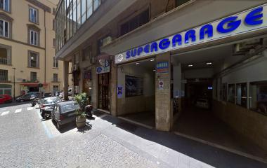 Supergarage Centro Napoli - Städteparken Neapel