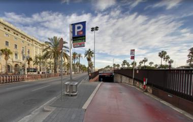 BSM Moll de la Fusta – Colom - Städteparken Barcelona
