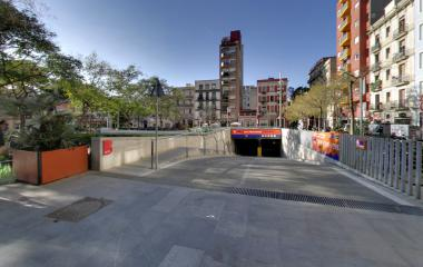 BSM Joanic - Städteparken Barcelona