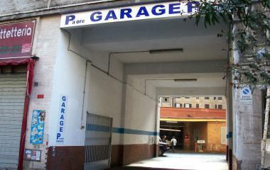 Il Tuo Parcheggio - Städteparken Rom