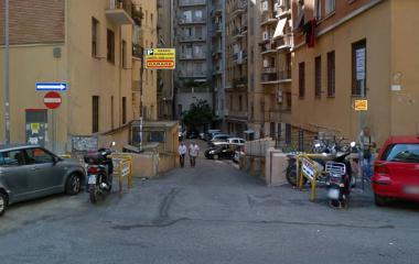 Piazza Bologna - Städteparken Rom