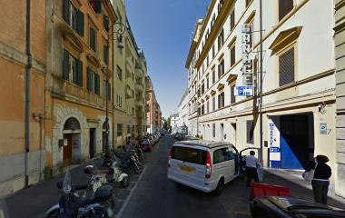 Gar Capacci - Städteparken Rom