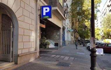 Vallehermoso - Städteparken Madrid