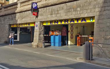 Autosilo Sanremo - Städteparken Sanremo
