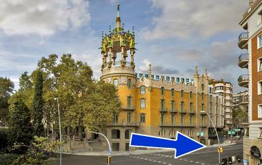 NN La Rotonda - Städteparken Barcelona