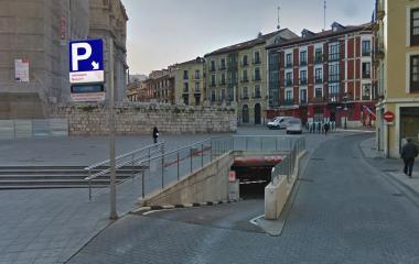 IC – Plaza de Portugalete - Städteparken Valladolid