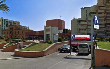 IC – Plaza Constitución-Frontera - Städteparken La Línea