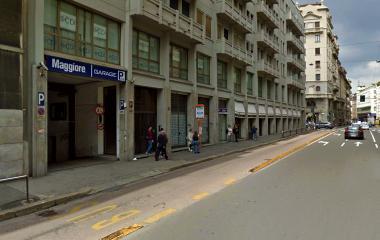Garage Sforza - Städteparken Mailand