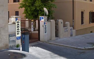 Supergarage Italia - Städteparken Rom
