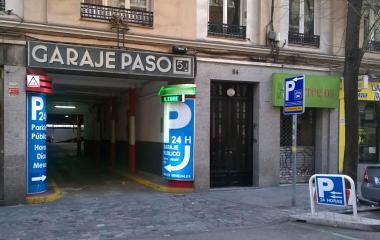 Paso – Ponzano, 54 - Städteparken Madrid
