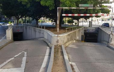 APK2 Plaza del Caballo - Städteparken Jerez de la Frontera